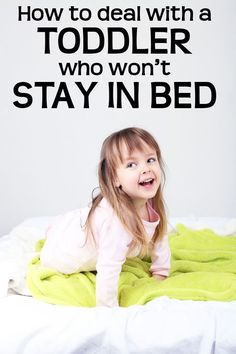 tips for dealing with a toddler who won't stay in bed! - 18 Month Sleep Regression Tips from a sleep expert on getting toddlers to stay in bed -- and sleep!Tips from a sleep expert on getting toddlers to stay in bed -- and sleep! Parenting Teenagers, Kids And Parenting, Parenting Hacks, Parenting Classes, Raising Teenagers, Parenting Quotes, Parenting Plan, Parenting Styles, Foster Parenting