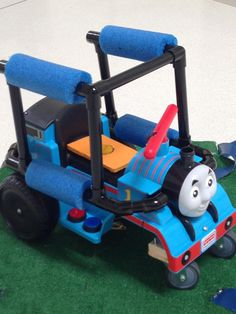 Innovation Tool:  Modified Power Wheels Cars for Toddlers with Disabilities - http://www.socialworkhelper.com/2014/11/19/innovation-tool-modified-power-wheels-cars-toddlers-disabilities/?Social+Work+Helper