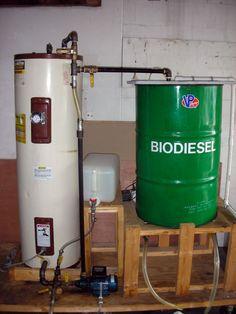 appleseed biodiesel processor