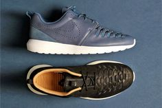 """God Save the Queen and all: Nike Roshe Run """"Woven"""" #nike #sneakers #rosherun"""