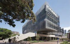 Melbourne School of Design University of Melbourne,© John Horner