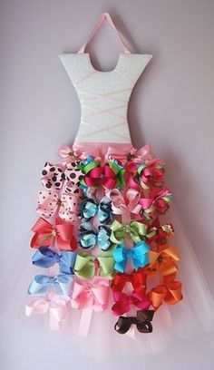 35026af3f740 Bowholder care -. Bow Holders For Little GirlsHair ...