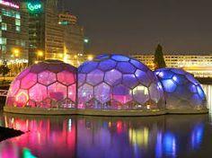 Image result for rotterdam floating pavilion