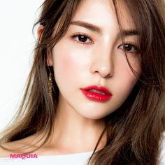 asian makeup – Hair and beauty tips, tricks and tutorials Beauty Make-up, Asian Beauty, Beauty Hacks, Hair Beauty, Asian Makeup Looks, Korean Makeup, Korean Skincare, Korean Wedding Makeup, Make Up Looks