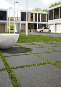 #SistemN20   #porcelainstoneware   #20mm   #outdoor   #flooring  #highperformance   #Marazzi
