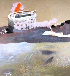 Teresa Pagowska, fort Boyard on ArtStack #teresa-pagowska #art