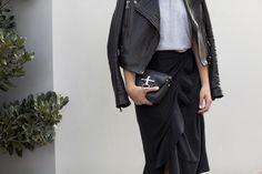 Harper and Harley #blackandgrey #minimal #outfit