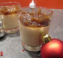 Recette - Panna cotta au foie gras et son confit d'oignons maison - Proposée par 750 grammes