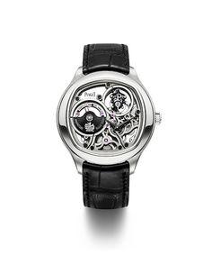 The most important timepiece takeaways from the annual Salon International de la Haute Horlogerie in Switzerland: Emperador Coussin 1270S, PIAGET.