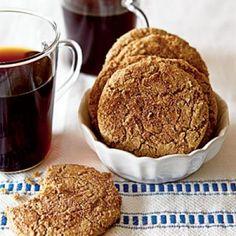 Almond Butter Snickerdoodles | CookingLight.com