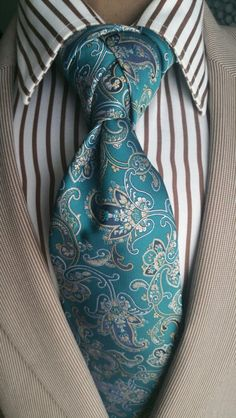 Majesty Necktie | www.thecorvancollection.com