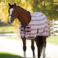 Breast Cancer Awareness | @SmartPak Equine Equine SmartPink stable sheet, $84.95.