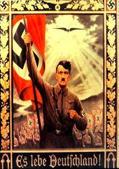 Hitler's Rise To Power via Propaganda