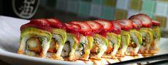 Pirahna Killer Sushi! One of my favorite sushi restaurants in town (DFW/Austin/San Antonio). Pricey, be forewarned!