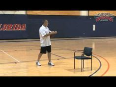 AAU Basketball Skills Series: Shooting Technique and Workout Drills: Coach Bill Donovan