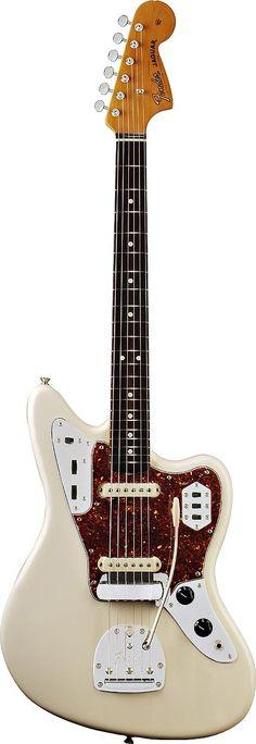 :)  AAhh the Fender Jaguar