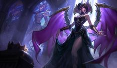 League of Legends item Victorious Morgana at MOBAFire. League of Legends Premiere Strategy Build Guides and Tools. Lol League Of Legends, Champions League Of Legends, Morgana League Of Legends, Lol Champions, League Of Angels, Flash Art, Fantasy Characters, Female Characters, Ghost Bride
