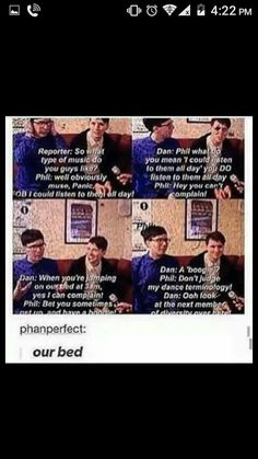 PHAN IS CONFIRMED! HE CLEARLY SAID OUR BED LIKE... AGAHAHHAGAHAHAHAHAHAHAHAHAHAHHAHAGAGAGGAGAGAGAGAGAHHAHAHAHAHAH
