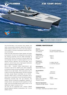 The Infographic of The Tank Boat from Lundin Industry Invest Company (North Sea Boats). Military Engineering, Amphibious Vehicle, Us Navy Ships, Fast Boats, Super Yachts, Military Equipment, North Sea, Aircraft Carrier, Armored Vehicles