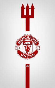 Manchester United, (Adidas Wallpaper)