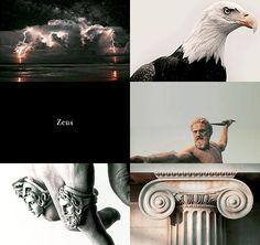 Greek Gods and their Roman counterparts   Zeus & Jupiter 1/2