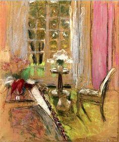 Edouard Vuillard / Le gueridon.