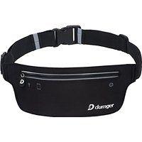 Cheap Running Belt - Comfortable Black Workout Waist Fanny Pack -Keep Your Keys