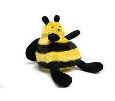 Bumble Bee Plush Animal in Princeton, Plainsboro, & TrentonNJ, Monday Morning Flower and Balloon Co.