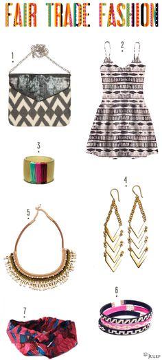 fair trade fashion | Fair Trade Fashion Pieces Fit For a Fashion Queen - Julep Blog ...