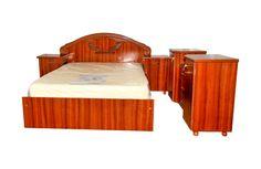 Dormitorio roble