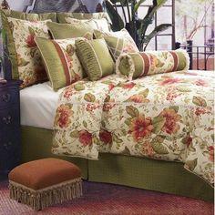 Amazon.com: Jennifer Taylor 2866-605 Comforter, Set of 10, Oversize King: Bedding & Bath