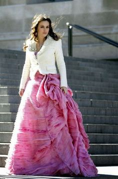 Kelly Elizabeth Style: Oscar de la Renta