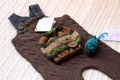 Baby beanie  Wool beanie  Newborn Knitting Baby Hat  by GAMMAkids