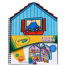 """$9.99 Crayola Color & Play Doll House - Colorbok - Toys """"R"""" Us"""