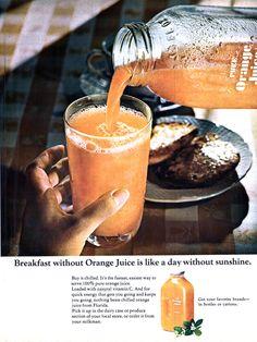 Orange Juice, 1968.