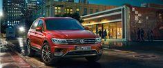 Volkswagen Tiguan 2017: Nya Volkswagen Tiguan - nya idéer: http://www.senses.se/volkswagen-tiguan-nya-ideer/