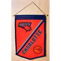 "Charlotte Bobcats NBA ""Traditions"" Banner (12""x18"")"