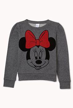 Minnie Mouse® Sweatshirt (Kids) | FOREVER21 girls - 2002246032