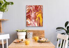 Random Artwork by thebagjunkiShop Original Artwork, Original Paintings, Buy Art Online, Australian Artists, Local Artists, Acrylic Painting Canvas, Handmade Bags, Beautiful Paintings, Art For Sale
