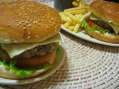 As Minhas Receitas: Hamburguers do Jamie Oliver