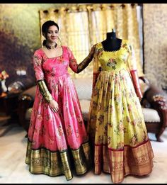 Long Gown Dress, The Dress, Long Gowns, Long Dresses, Designer Evening Gowns, Designer Dresses, Designer Wear, Indian Long Frocks, Frocks And Gowns