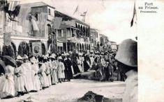 Port-au-Prince, Haiti 1904
