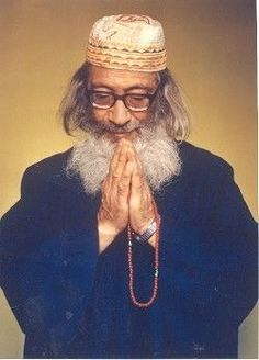 Murshid Samuel L. Lewis  aka Murshid S.A.M. or simply Sufi Sam.  He developed the Dances for Universal Peace, just known as Sufi Dancing back in the day.  He believed we could connect to God through movement and sacred sound.