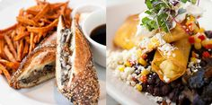 Cafe Flora - AWESOME vegetarian, vegan, and gluten free options!