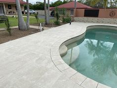 Another Quality Project from SEQ Tiling LATICRETE QLD Technical Sales Rep, Shane Anderson shared these photos of another qual. Technical Sales, Paver Stones, Manufactured Stone, Cladding, Swimming Pools, Spa, Exterior, Australia, Outdoor Decor