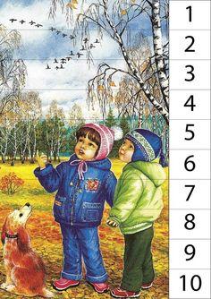 Autumn Activities For Kids, Math For Kids, Games For Kids, Teacher Inspiration, Baby Crafts, Special Education, Kindergarten, Fall Decor, Preschool