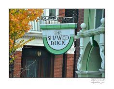 Fine Art print of architectural signage photograph by picspicspics, $20.00