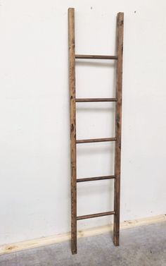listing for 72x16 rustic wooden ladder rungs are