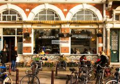 De Ysbreker Cafe in Amsterdam by HRCAG on Etsy, $105.00