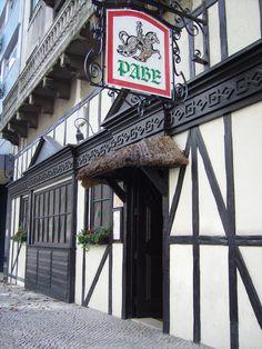 Restaurante Pabe - Marques de Pombal, Lisboa
